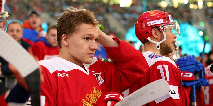 Кирилл Капризов: «Впечатления от игры с Кузнецовым и Овечкиным? Не в первый раз!»