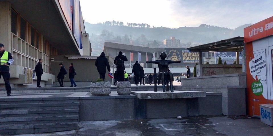 Боснийские развалины. Как выглядит город, в котором играет сборная России