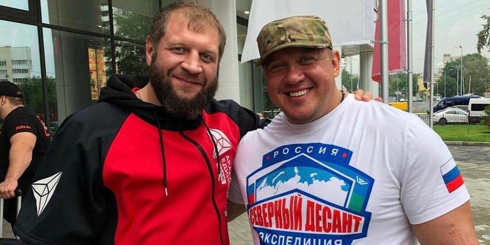 Бой Емельяненко — Кокляев санкционирован Федерацией бокса России