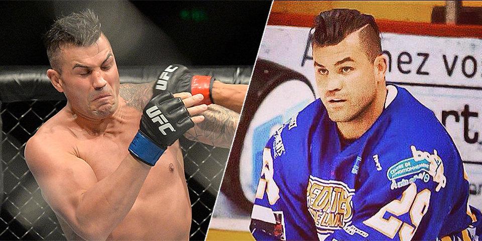 Он чуть не попал в КХЛ, выиграл два боя в UFC, а теперь строит карьеру в боксе