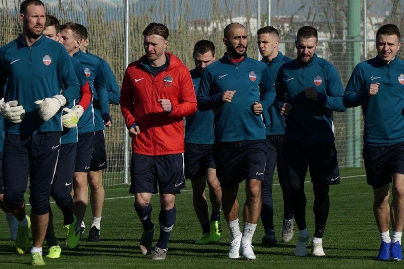 СМИ: «Енисей» назначил командную тренировку, несмотря на запрет властей