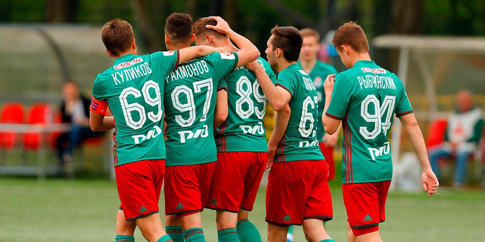 Молодежь «Локомотива» не удержала победу над «Арсеналом»