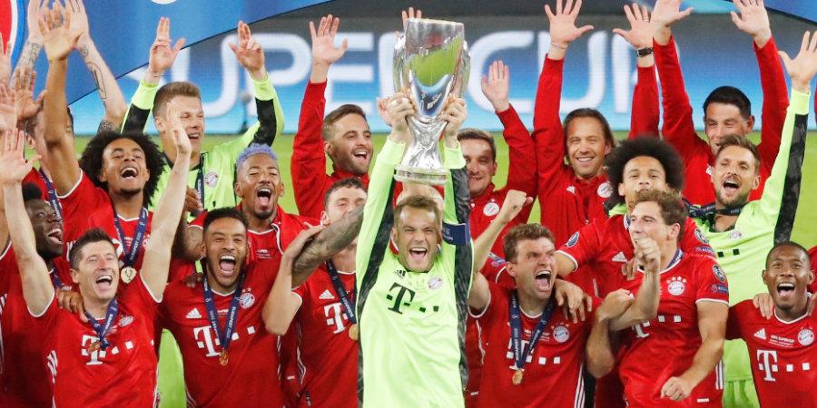 «Бавария» стала первой командой из топ-5 лиг Европы, которая выиграла 23 матча подряд во всех турнирах