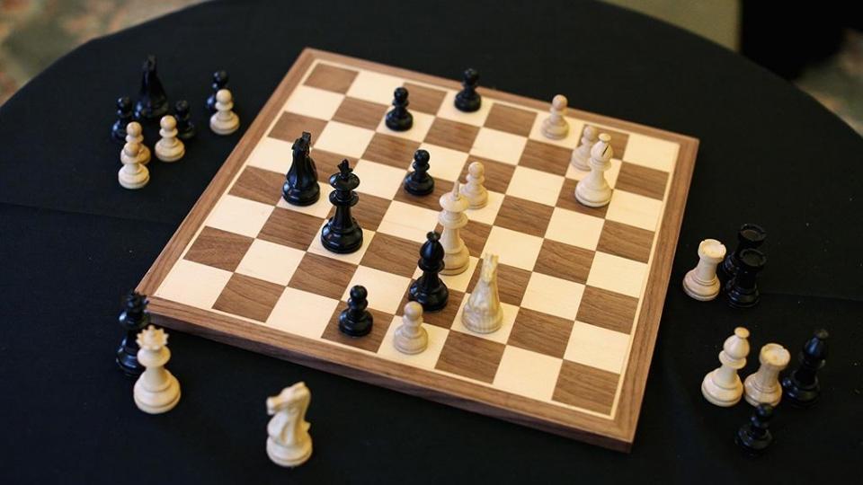 Сборная России завоевала бронзовые медали на Всемирной шахматной олимпиаде