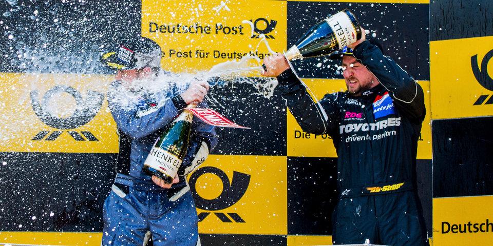 Абсолютный лидер: Нерсес Исаакян выиграл обе гонки Mitjet в рамках этапа DTM