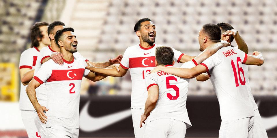 Сборная Турции спасла матч с Германией, трижды отыгравшись по ходу встречи