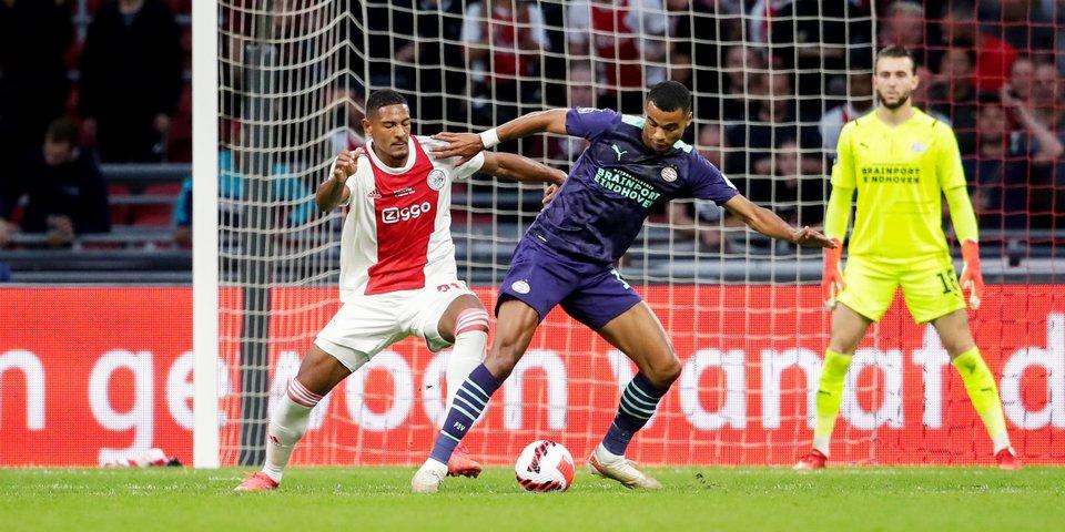ПСВ в большинстве разгромил «Аякс» и стал обладателем Суперкубка Нидерландов