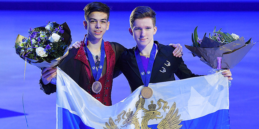 Россия сделала заявку на все золото ЮЧМ. Мозалев победил, Валиева лидирует с мировым рекордом
