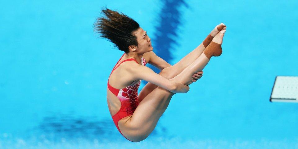Китаянка Ши Тинмао выиграла четвертое золото ОИ в карьере, Полякова завершила турнир на 10-м месте
