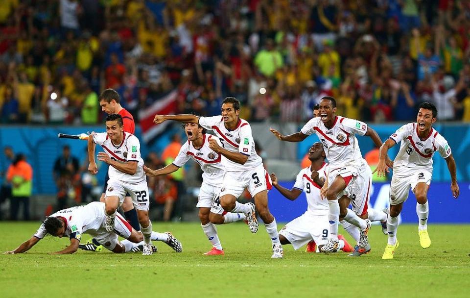 Сборная Коста-Рики обыграла Тринидад и Тобаго, Панама не справилась с Гондурасом
