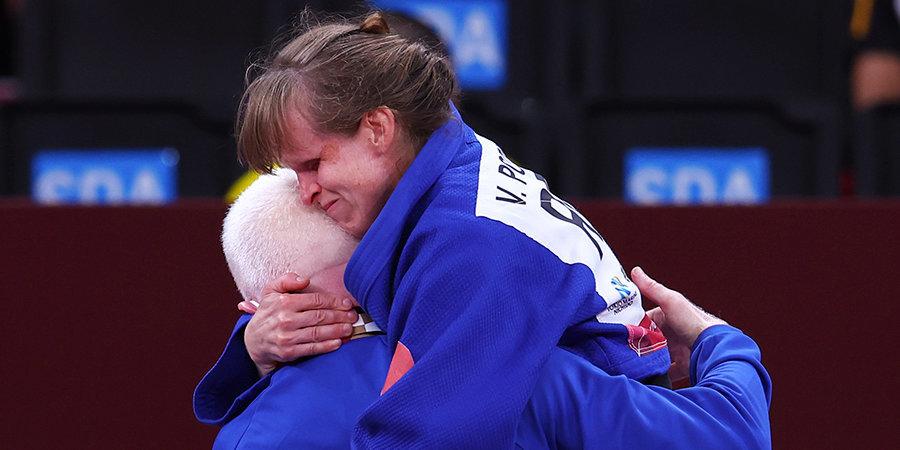 Дзюдоистка Потапова завоевала бронзу Паралимпиады в весе до 48 кг