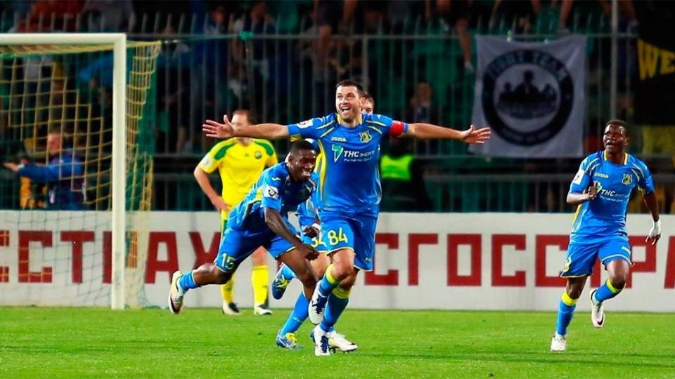 «Ростов» одержал победу над «Младой Болеслав»