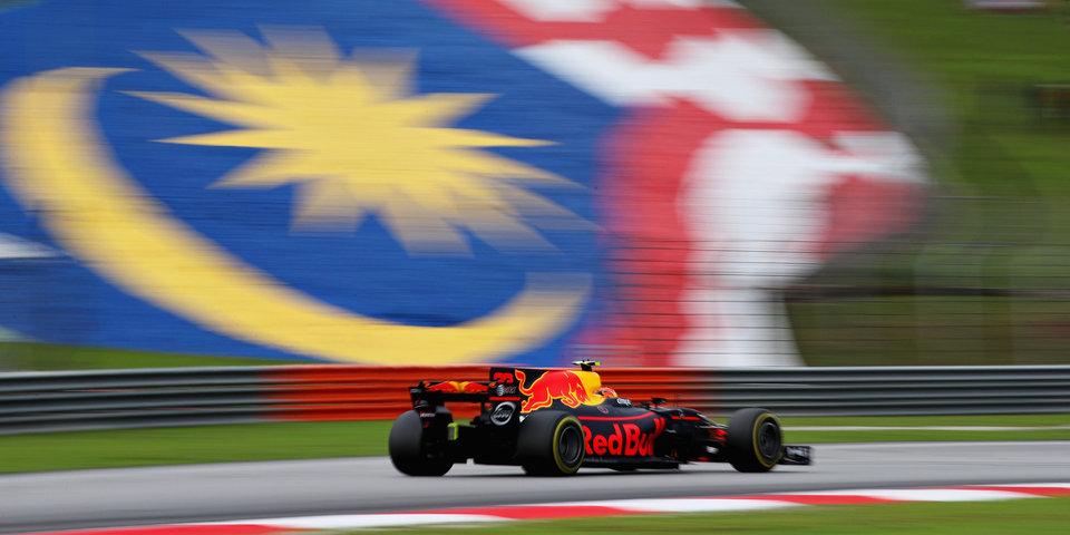 Ферстаппен выиграл последний Гран-при Малайзии. Как это было