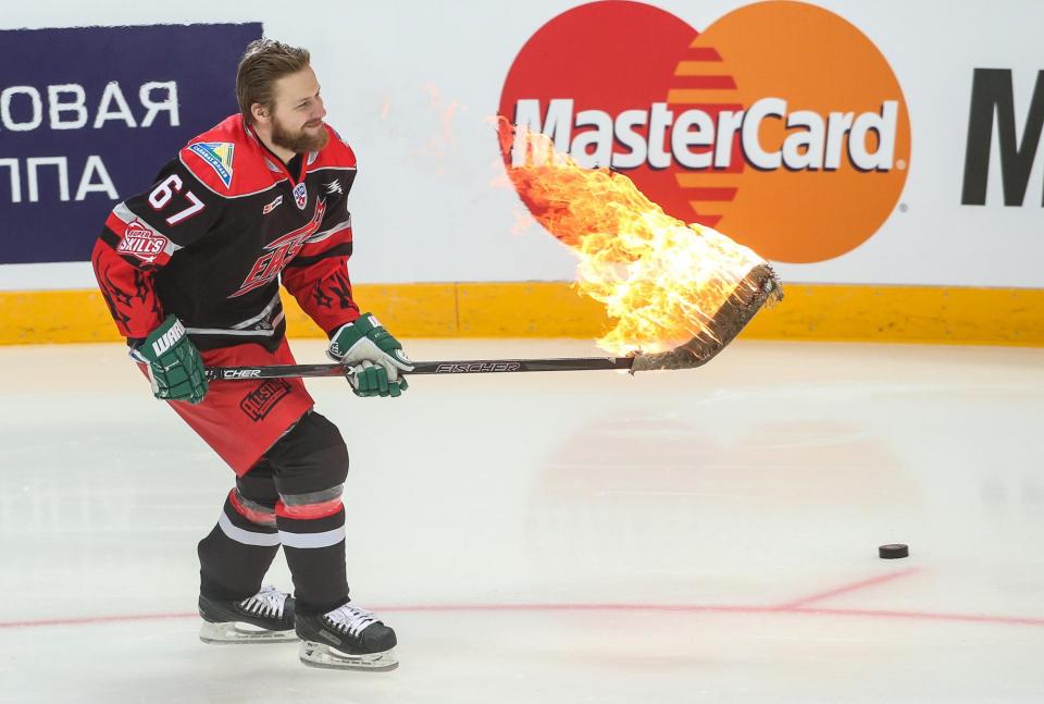 Линус Умарк: «Очень жаль, что мои слова были восприняты как неуважение к российскому хоккею»