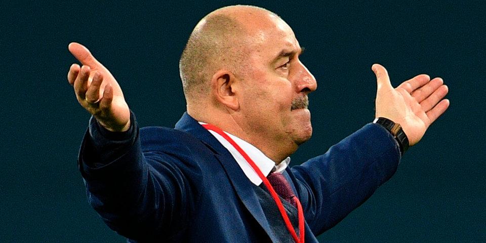 Черчесов примет участие в конференции ФИФА