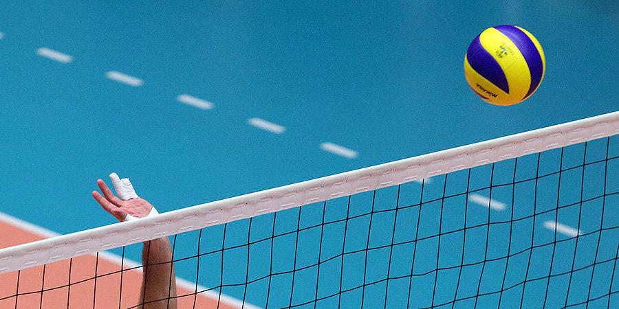 Волейбольная Лига наций в 2020 году не состоится
