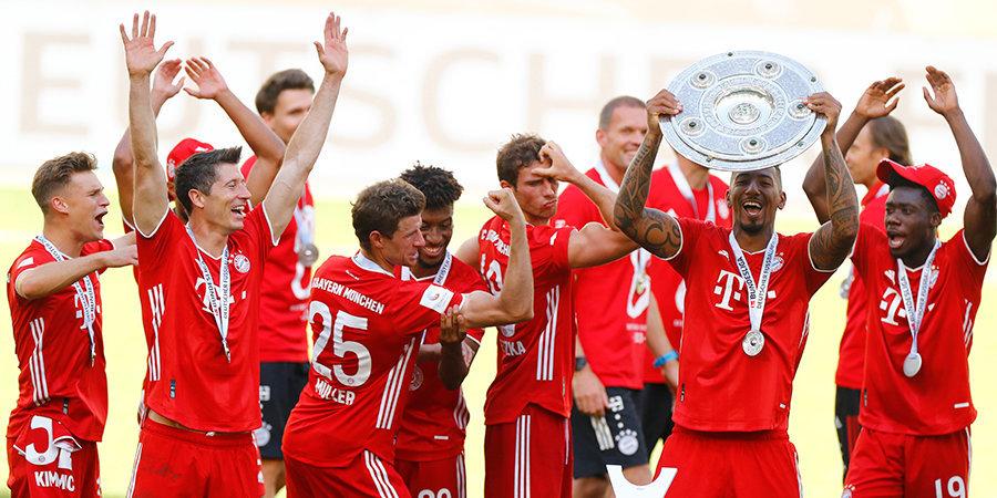Раздаем награды в Бундеслиге: лучший тренер, открытие сезона, главный провал и многое другое. Согласны с нашим выбором?