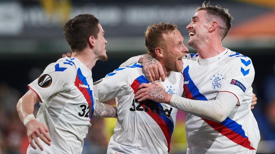 УЕФА завел дело в отношении «Рейнджерс» после игры с «Вильярреалом»