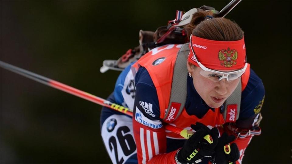 Россиянки заняли весь пьедестал по итогам спринта в Контиолахти