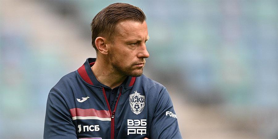 Роман Бабаев: «ЦСКА сделает все возможное, чтобы помочь Оличу в непростой начальный период»