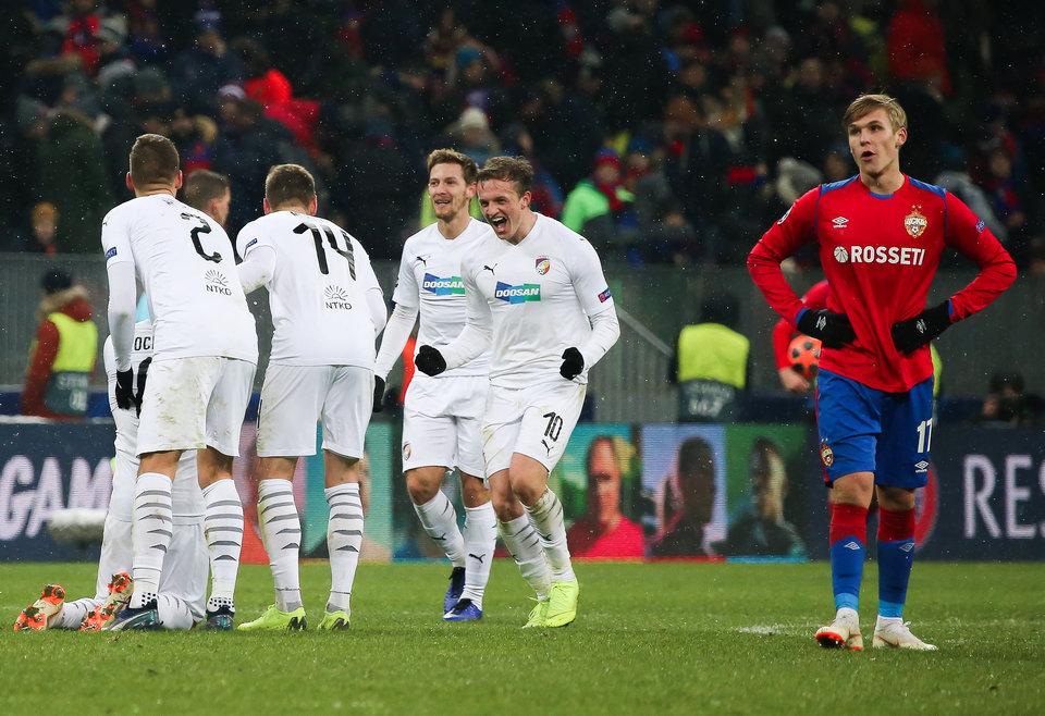 Валерий Масалитин: «От матча против «Виктории» остался неприятный осадок»