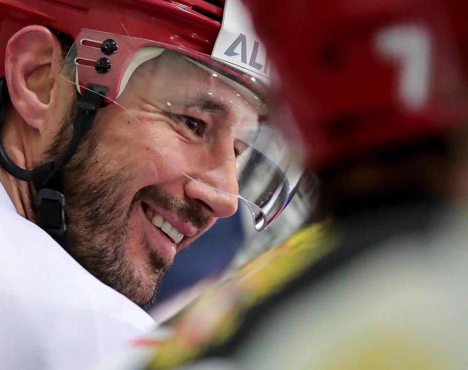 Ковальчук вышел на лед в матче НХЛ после пятилетнего перерыва