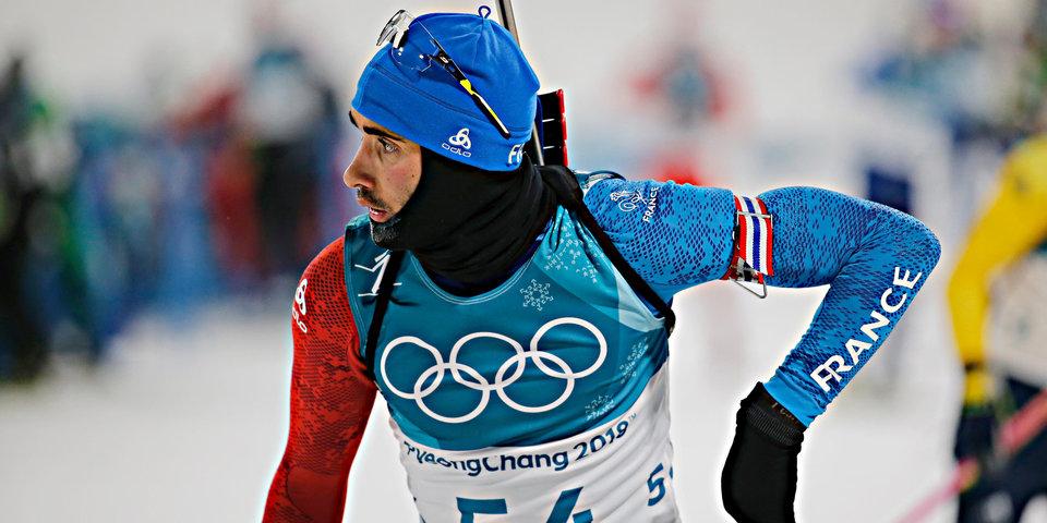 Мартен Фуркад: «Останусь в спорте еще как минимум на два года»