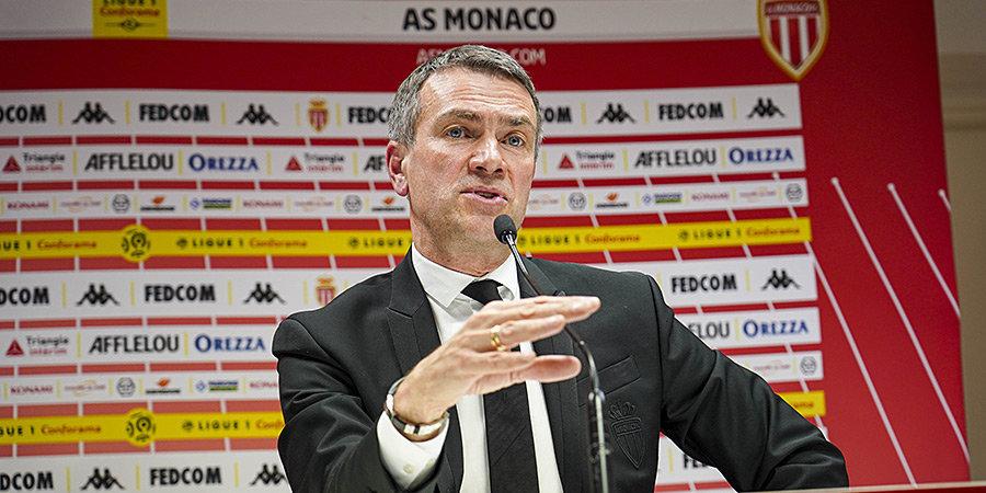 «Вполне здравые цифры». Гендиректор «Монако» назвал текущую стоимость Головина