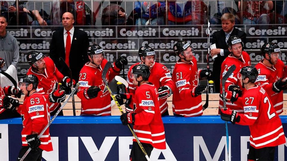 Дэймон Северсон: «Канада получила не те медали, на которые рассчитывала на ЧМ»