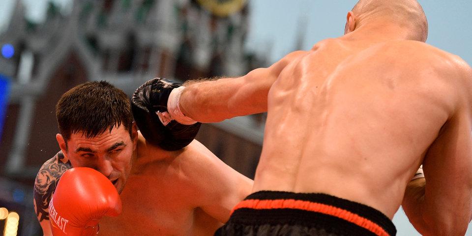 Украинский боксер Каштанов получил гражданство РФ