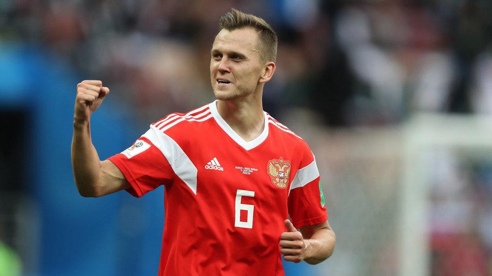 Денис Черышев: «Нужно верить, что выйдем в финальную часть Евро»