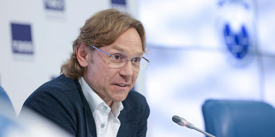 Карпин объяснил причины невызова в сборную России Чистякова, Кудряшова и Макарова