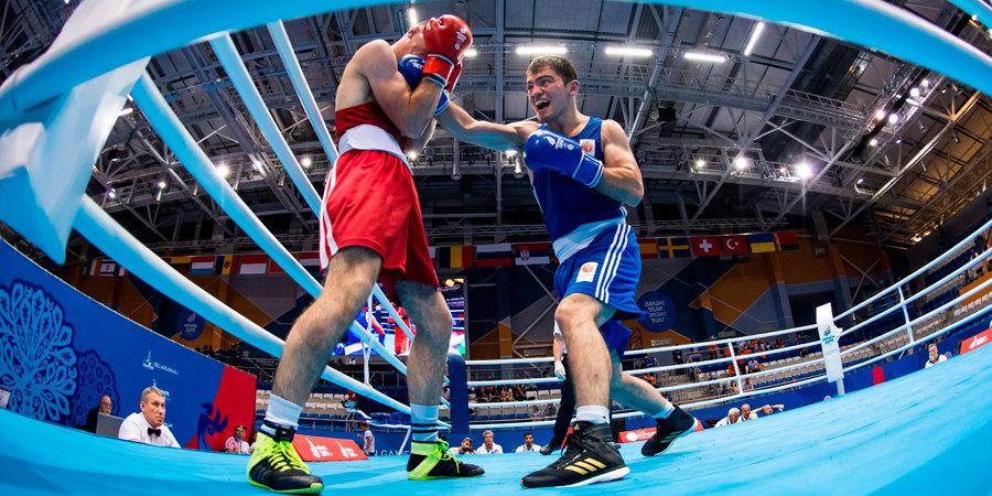 Фархутдинов назначен главным тренером мужской сборной России по боксу