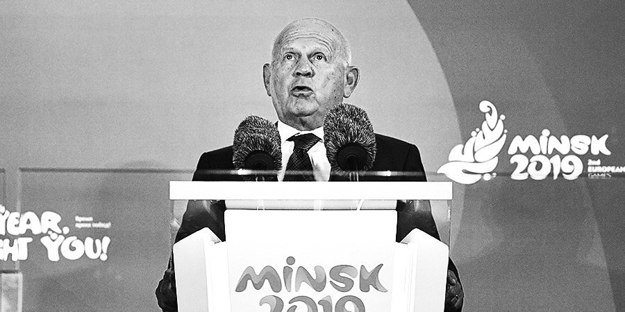 Президент Европейских олимпийских комитетов скончался в возрасте 78 лет