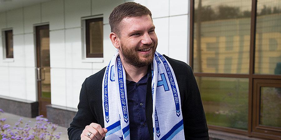 Алексей Игонин: «Тедеско ищет поводы, скандал, чтобы забрать деньги и уехать»