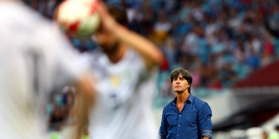Почему Германия уже выиграла на Кубке конфедераций