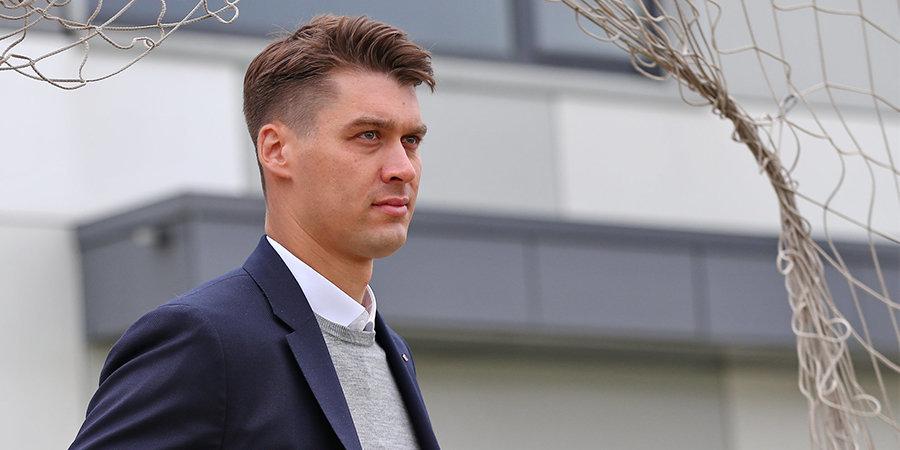 Цорн рассказал, что «Спартак» в зимнее трансферное окно намерен подписать опорного полузащитника
