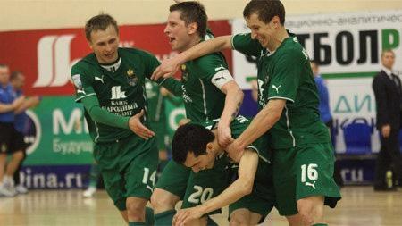 АМФР допускает снятие «Дины» с чемпионата России