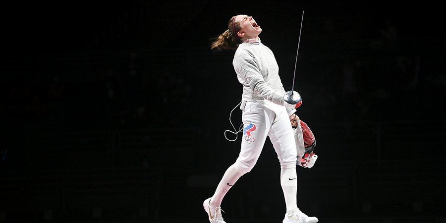 Позднякова победила Великую в российском финале ОИ. Это второе золото страны в Токио