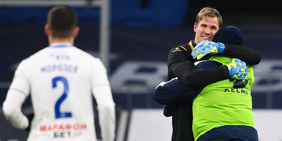 Три пенальти в матче «Динамо» — «Ростов» и гол Дзюбы. Егоров разобрал спорные моменты из 17-го тура
