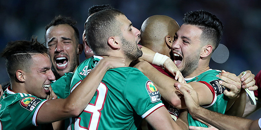 Алжир по пенальти переиграл Кот-д'Ивуар в 1/4 Кубка Африки, а Тунис разобрался с Мадагаскаром. Лучшие моменты