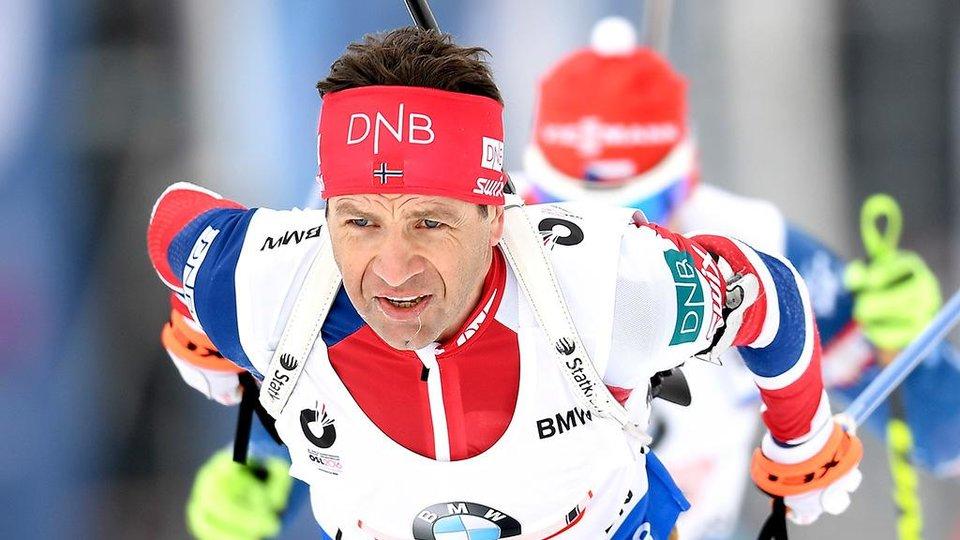 Бьорндален отказался выступать в России