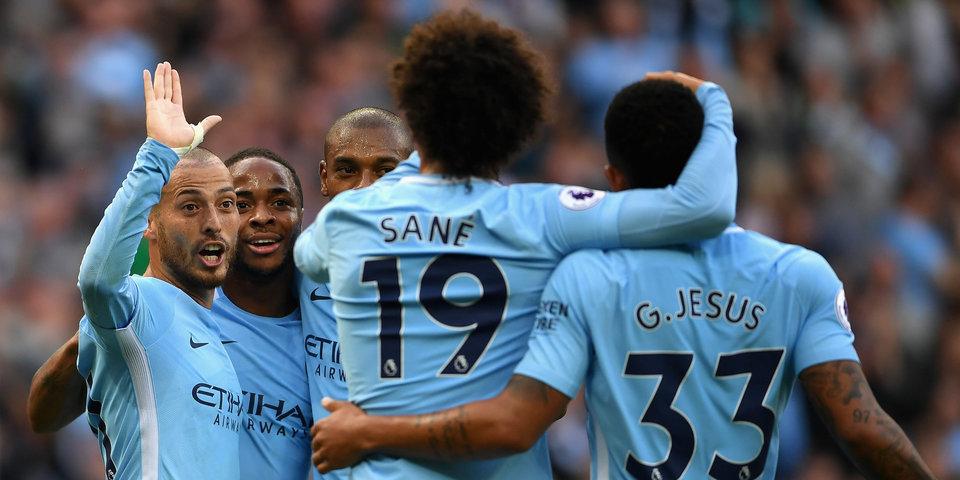 «Ман Сити» возглавил рейтинг самых богатых клубов Европы