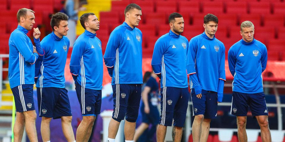 61% россиян не смогли назвать лучшего игрока сборной России на Кубке конфедераций