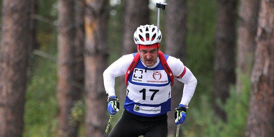 Гараничев и Халили снялись с летнего чемпионата России