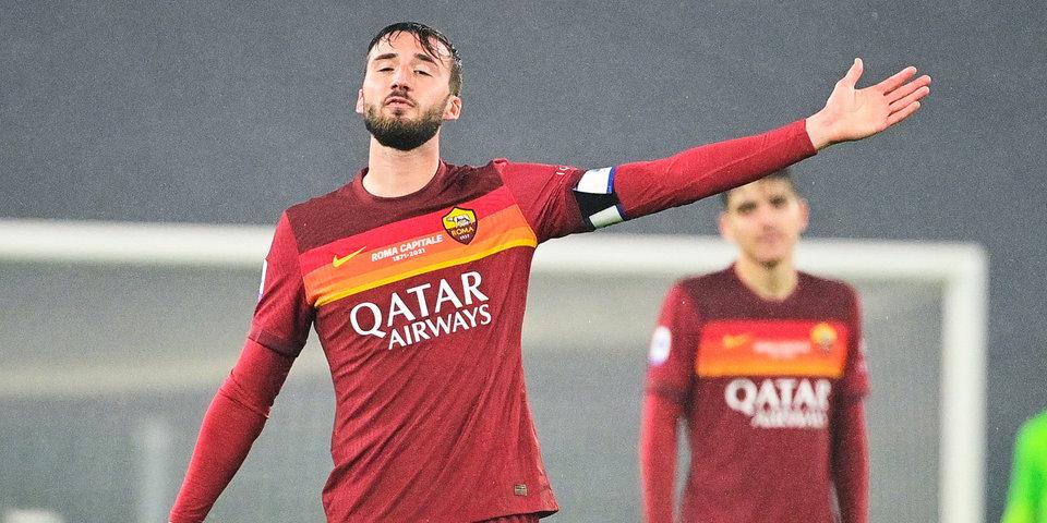 СМИ: «Рома» продлит контракт с Кристанте до 2025 года