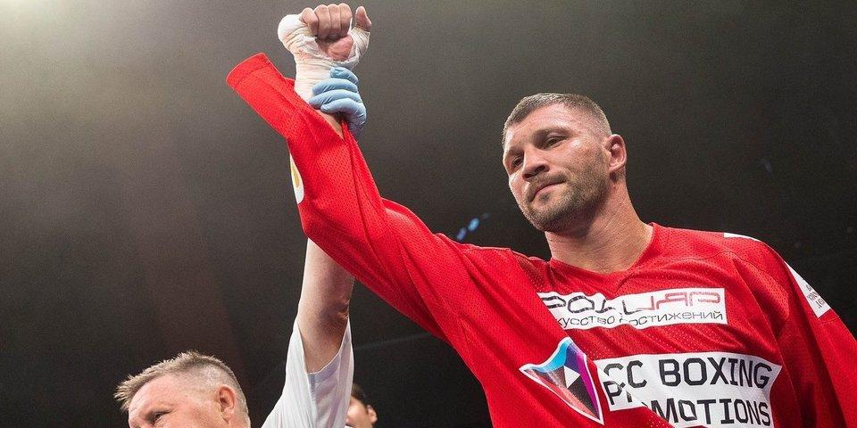 Боксер из России нокаутировал Деонтея Уайлдера и завершил карьеру. Мы с ним поговорили