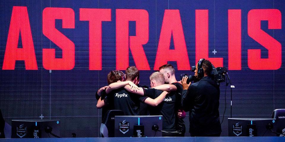 Astralis — победитель IEM Beijing 2019