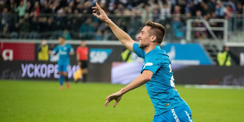 Роберт Мак: «Зенит» провел один из лучших матчей за последнее время»