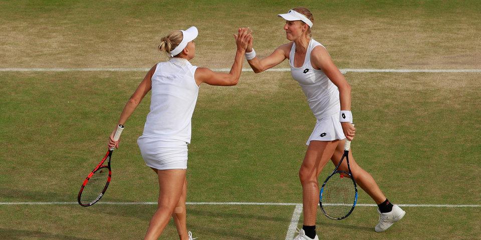 Макарова и Веснина нацелились на победу в Australian Open